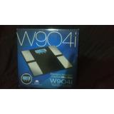 Balança E Analisador Corporal Ultra Slim Wiso W904i Nova