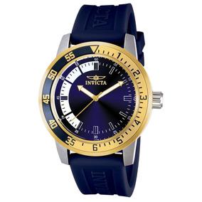 Invicta Hombre 12847 Specialty Reloj Acero Inoxidable
