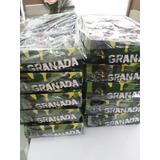 Granada Descartavel Airsoft-10 Caixa/total 100 Uni.