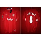 Camiseta Liverpool Talla Xl
