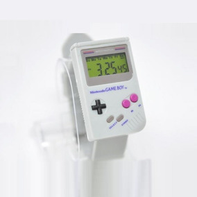Reloj Oficial Nintendo Game Boy Digital Original + Envio
