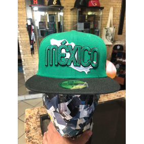 Gorra New Era Mexico 5950 Cerrada
