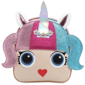 Mochila Lol Boneca Unicornio Infantil Lorena Queiroz