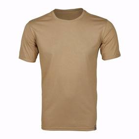 Camiseta Masculina Soldier Coyote - Bélica