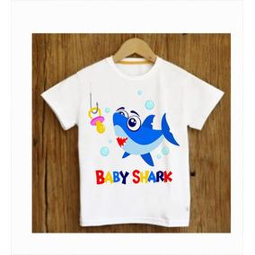 Playera Baby Shark Do Do Do Todastallas!! Especial