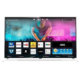 Tv 50 Aoc Smartv 4k Ultra Hd Led Nuevo