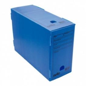 Pasta Arquivo Morto Azul Oficio 0326.c.0025 Polidello
