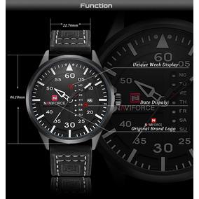 Relógio Masculino 9074 Naviforce