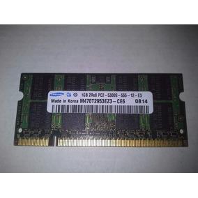 Memoria Ram Samsung 1gb 2r×8 Pc2 -5300s