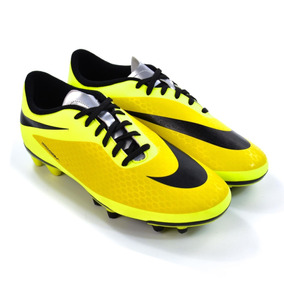 89fea6dd3d50e Chuteira Nike Hypervenom Phelon Fg - Chuteiras Nike Amarelo no ...