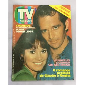 Revista Tv Sucesso - Nº 11 - Fotonovela Com José Roberto
