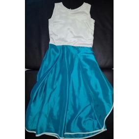 Vestidos de gala azul turquesa