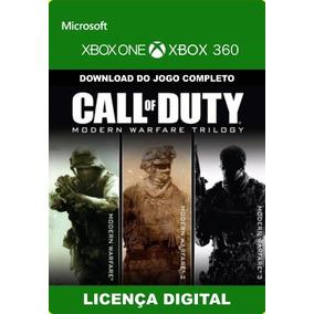Cod Modern Warfare Trilogia 360 E One Retrocompatibilidad