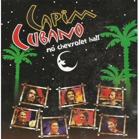 cd capim cubano ao vivo