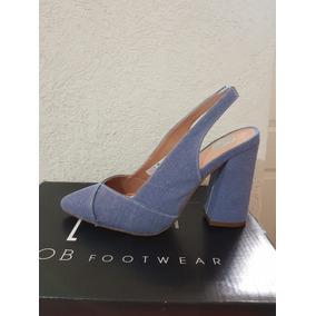 Zapatillas Lob Footwear Acabado Mezclilla 751 Envío Gratis