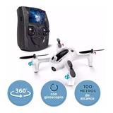 Drones Hubsan Giroscopio Alcance 100mt Typoh107d #6