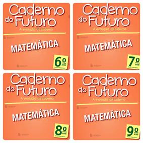 Coleção Caderno Do Futuro Matemática 6 Ao 9 Ano Do Professor