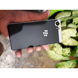 Celular: Blackberry Key One, 32 Gb, Color Plata, Seminuevo,