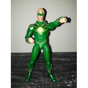 Lanterna Verde Alan Scott Earth 2 The New 52 Heroi Dc Comics