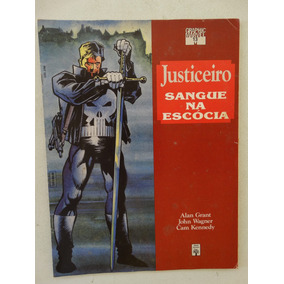 Graphic Marvel Nº 13! Justiceiro! Jun 1992!