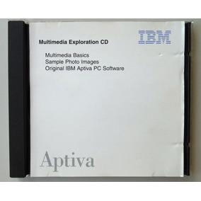 Cd Ibm Aptiva - Software Original 1994 (recovery E Drivers)