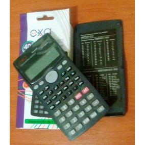 Calculadora Cientifica Exa Modelo 401