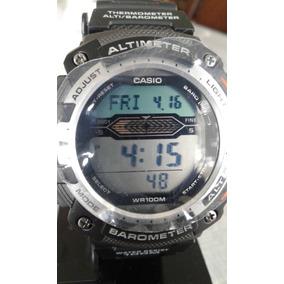 7d96770ab06 Relogio Casio Altimetro Barometro Gps Masculino - Relógios De Pulso ...