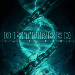 Cd Disturbed - Evolution