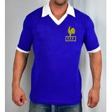 Camisa Franca Zidane - Camisa França Masculina no Mercado Livre Brasil b522019f77c3c
