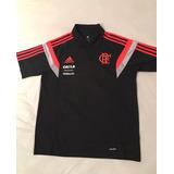 Camisa Flamengo Comissão Técnica Adidas - Futebol no Mercado Livre ... 870effcec158c