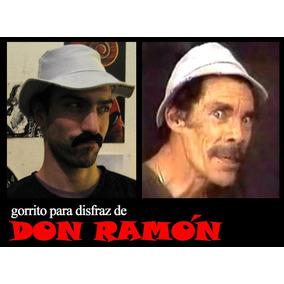 Gorro Don Ramon - Disfraces y Cotillón en Mercado Libre Argentina 311f0b66286