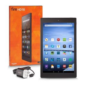 Tablet Fire Hd10 Amazon 32 Gb Com Alexa 7a Geração (2017) Pr