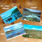 Postales Chilenas Del 70 Regular Estado,18 Diferentes,$ Pack