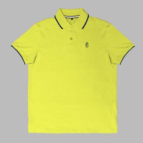 1afc92fc7 Camisa Básica Pólo Amarela Use Bora