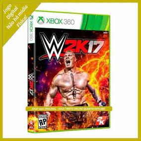 Wwe 2k17 | Xbox 360 | Digital | Transferência De Licença