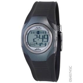 Relógio Masculino Cosmos Digital Os40745c Esportivo