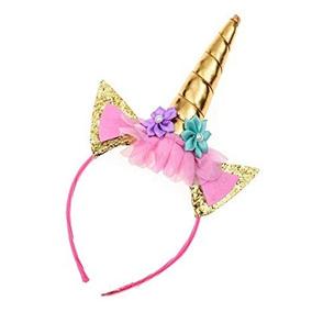 Diadema De Flores Cosplay Para Fiesta De Unicornio 8 Daisyu