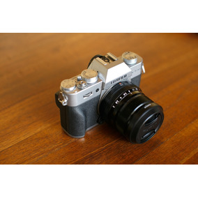 Camera Fuji Xt20 Silver + Lente 23 F2
