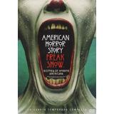 American Horror Story Freakshow Cuarta Temporada 4 Dvd