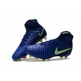 online store d9569 722c5 Excelentes Botines Nike Magista Obra Ii Fg Alta Gama!