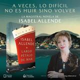 Largo Petalo De Mar - Isabel Allende - Nuevo Libro!!