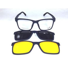 Armação De Fibra De Carbono - Óculos Armações Azul no Mercado Livre ... a492b5aa19