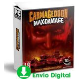 Carmageddon Pc Max Damage Special Edition Envio Agora 2019