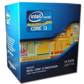 Procesador Intel Core I3-3220 Con Fan Vendo O Cambio