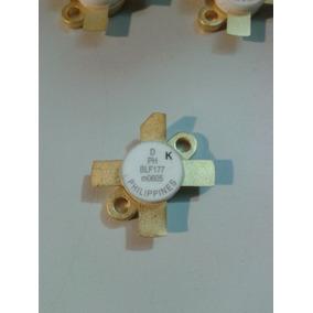 Transistor Potencia Blf-177 Certificado P/transmisores Fm