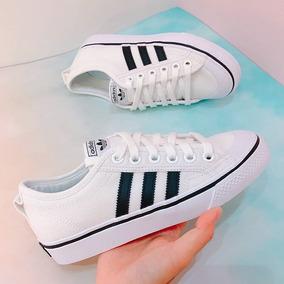 ffa211c6022a5 Adidas Nizza Low - Zapatos en Calzados - Mercado Libre Ecuador