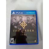 The Order 1886 Ps4 - Play Station 4 - Seminuevo