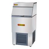 Maquina Industrial De Gelo 75kg 25 Litros - Venancio *