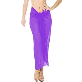 La Leela Basica Lisa Vestir Coberturas Pareo De Playa Boho L