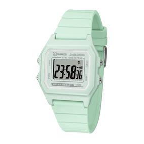 5293138560f Relogio Quadrado Digital - Relógio Feminino no Mercado Livre Brasil